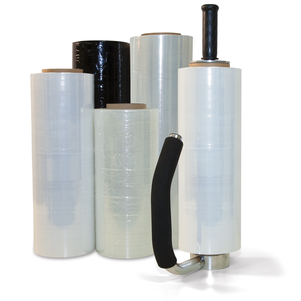 Best Packaging Systems Pallet Wrap & Stretch Film